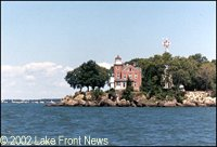 South Bass Island Light, Put-in-Bay, Ohio